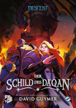 Cross Cult - Postkarte: Descent - Der Schild der Daqan