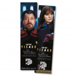 Cross Cult - Lesezeichen: Star Trek - Picard