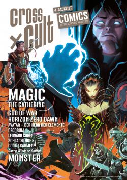 Cross Cult - Comic Katalog 2021/2022