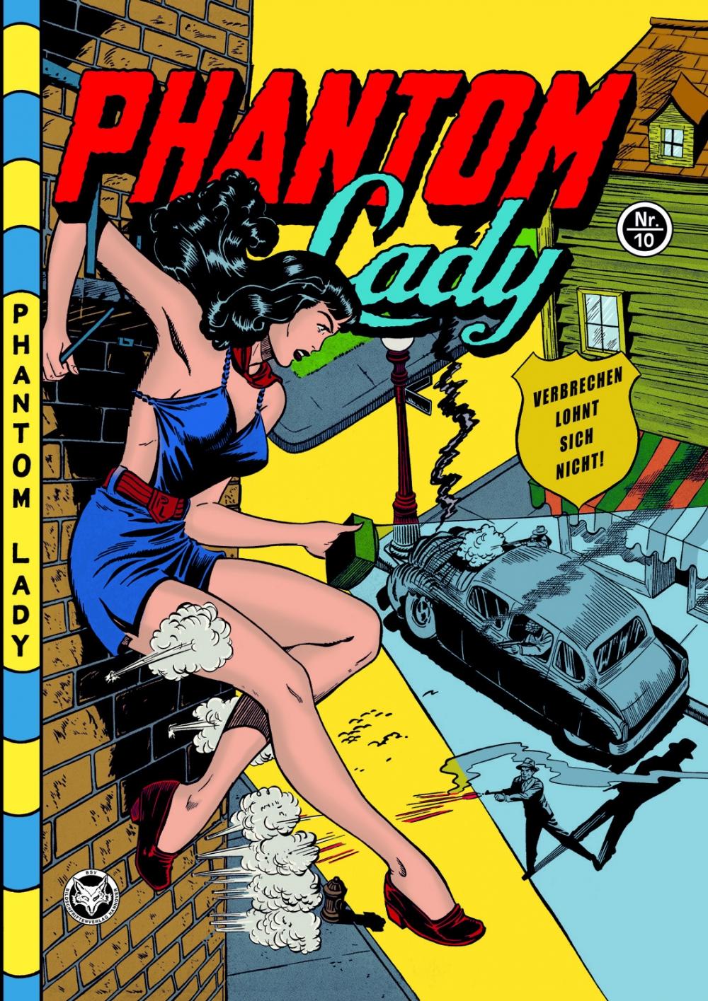 bsv Hannover Phantom Lady 2