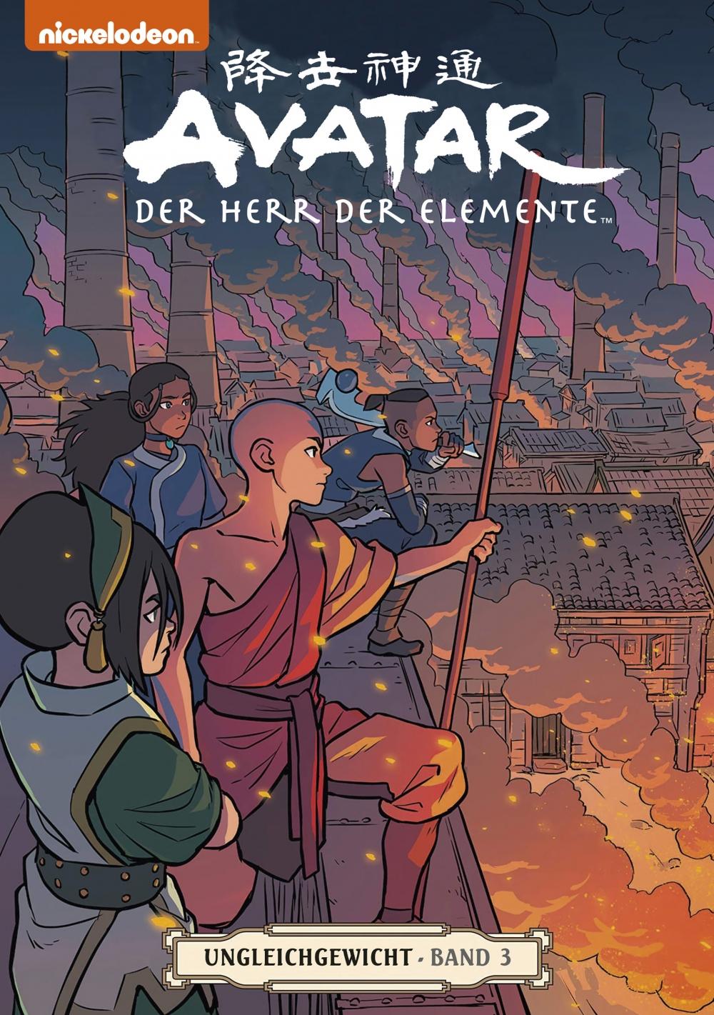 Avatar Der Herr Der Elemente Fortsetzung
