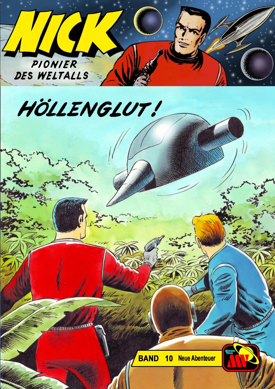 Nick  Piccolos  398//1-401  Mohlberg  Verlag