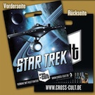 Cross Cult - Tragetaschen - Star Trek