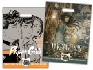 Cross Cult - Tragetaschen - Paper Girls/Monstress