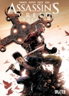 Assassin's Creed Book - Uprising VZA